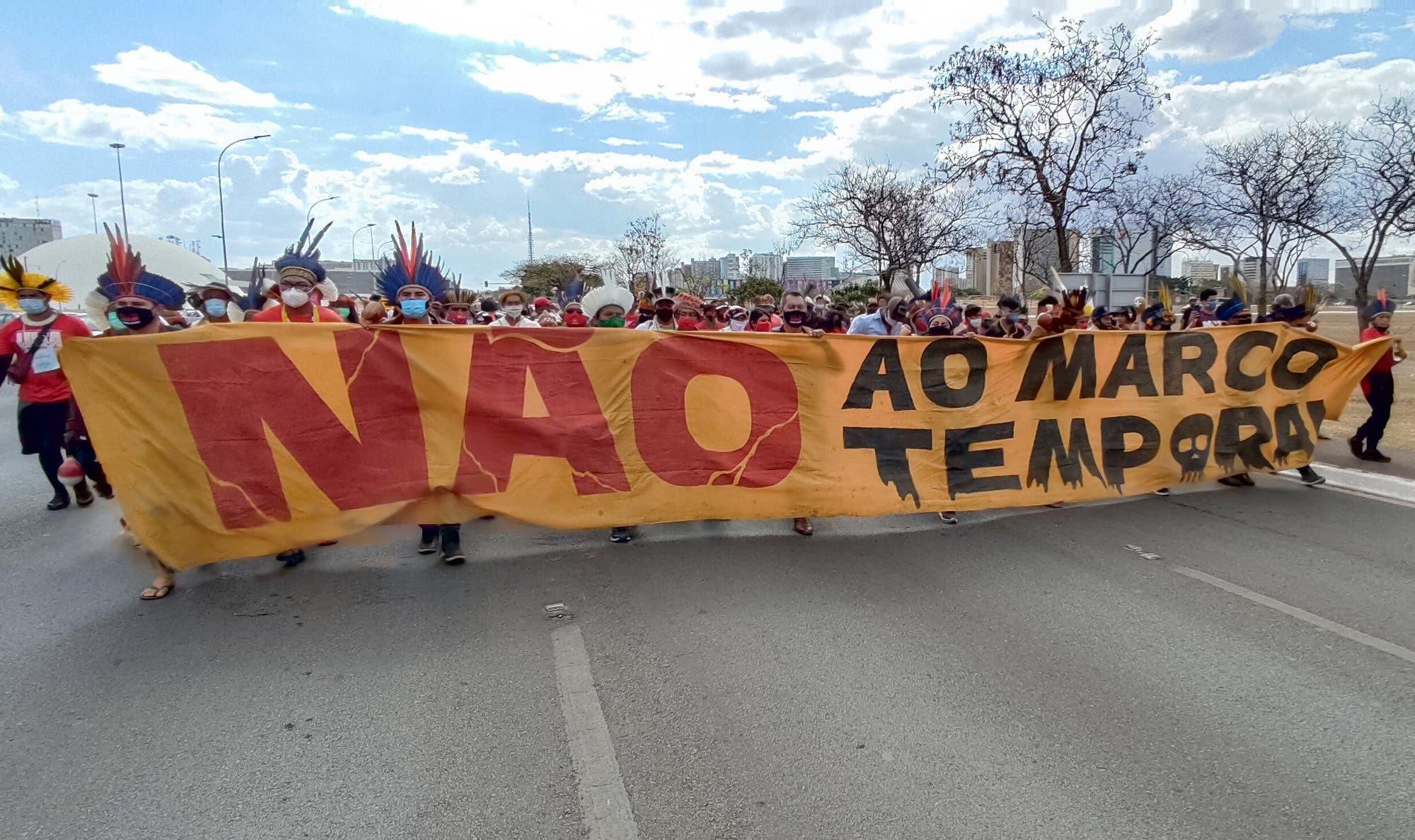Protest gegen das Gesetz 490/2007