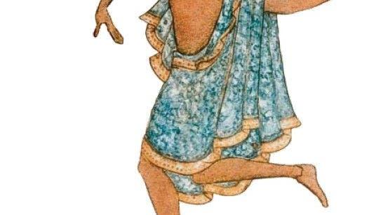 Etruskischer Tänzer