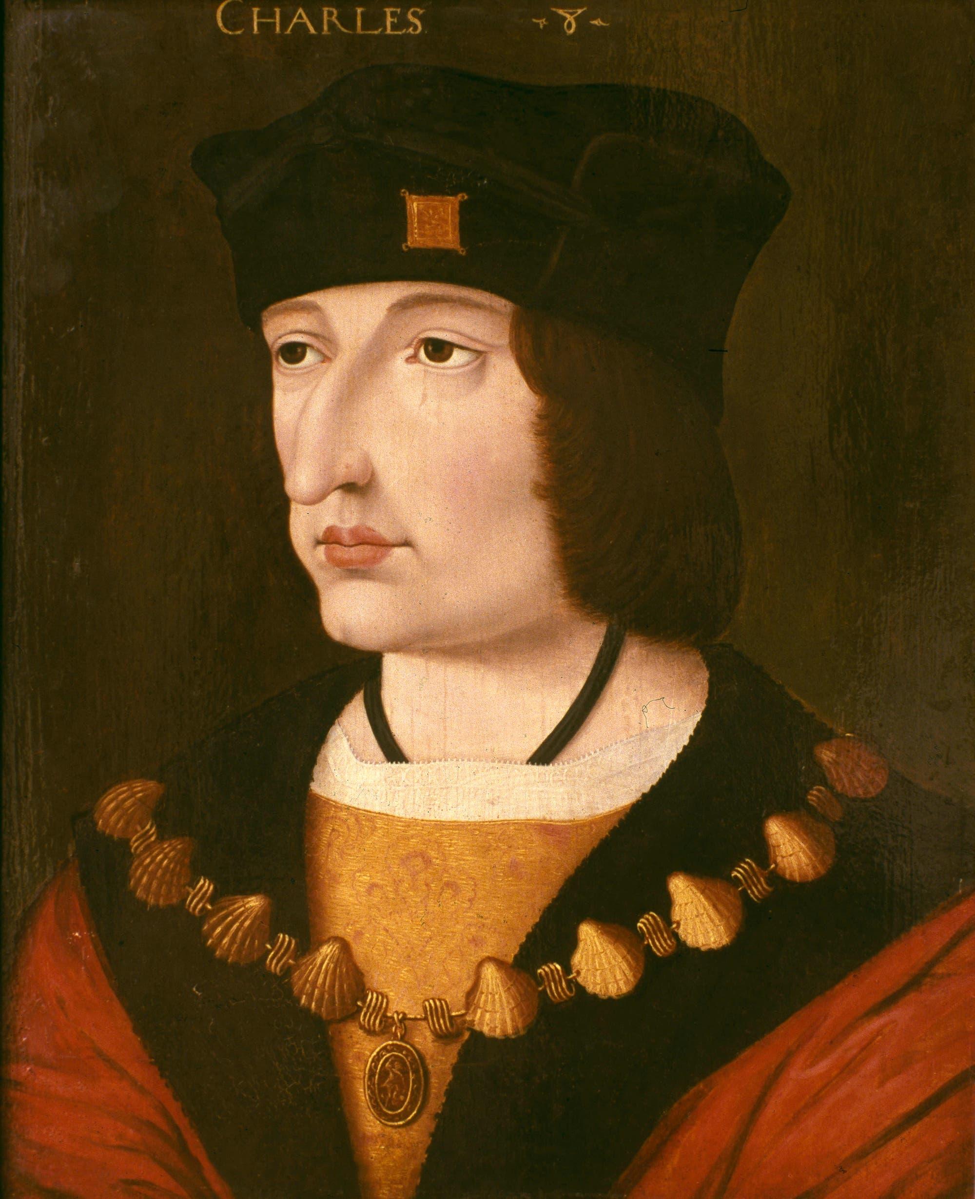 König Karl VIII.