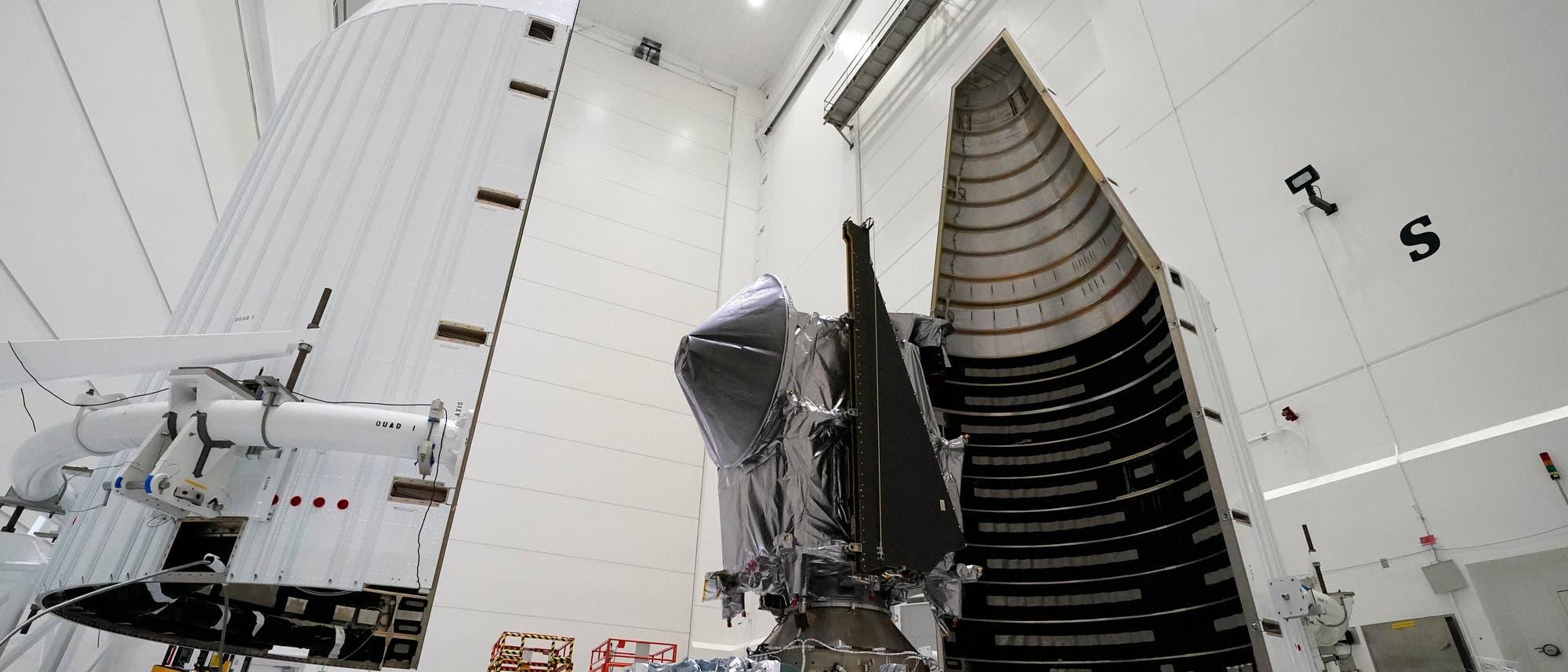 NASA-Sonde Lucy