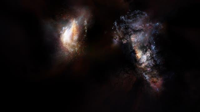 Kinderstube von Sternsystemen