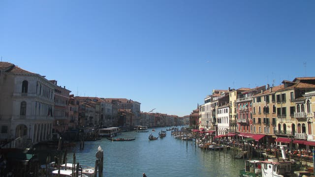 UNESCO Weltkulturerbestätte Venedig