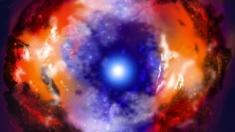 Supernova 1986J
