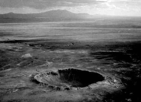 Barringer-Krater