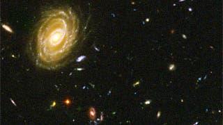 Kräfte im Universum