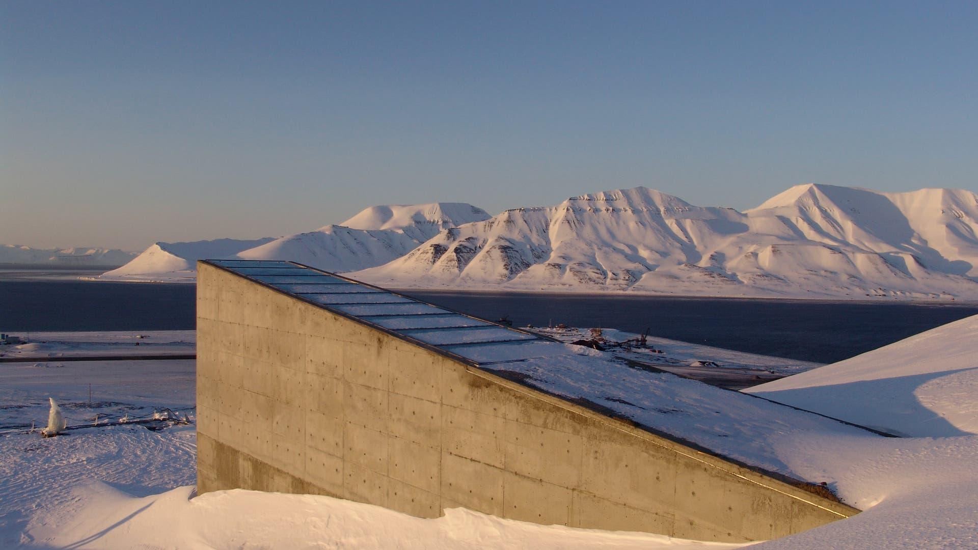 Svalbard Global Seed Vault - Schatzkammer der Menschheit