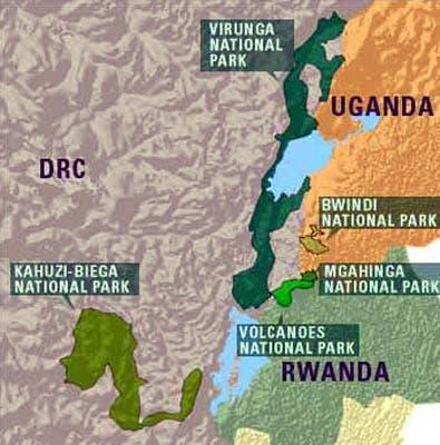 Kartengebiet