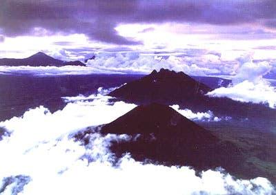 Virunga-Berge