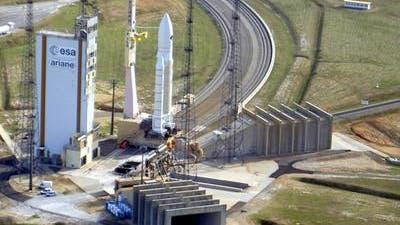 Weltraumbahnhof Kourou