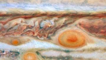Jupiter: Dritter Roter Fleck