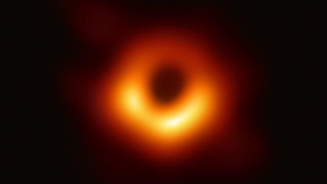 Wie real ist das Bild des Schwarzen Lochs?