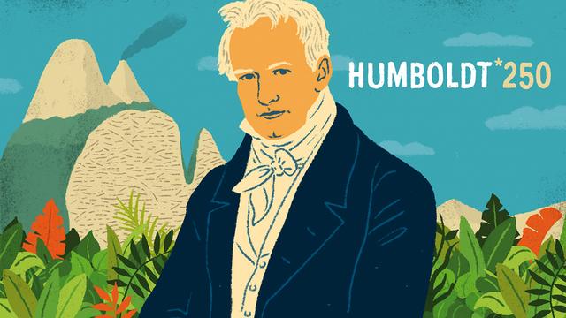 Alexander von Humboldt in Amerika