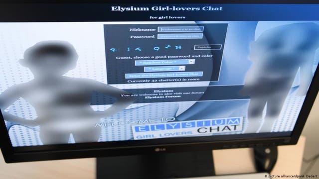 Kindesmissbrauch im Darknet