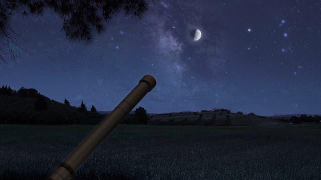 Wie und wo entstand das erste Teleskop?
