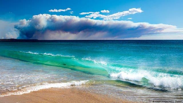 Wie bildet sich ein Meeresstrom?