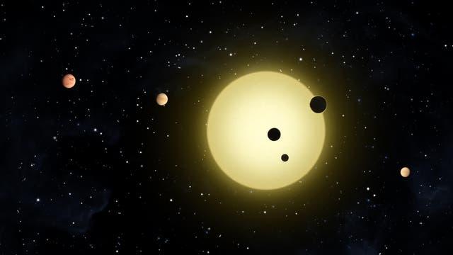Planetensystem Kepler-11