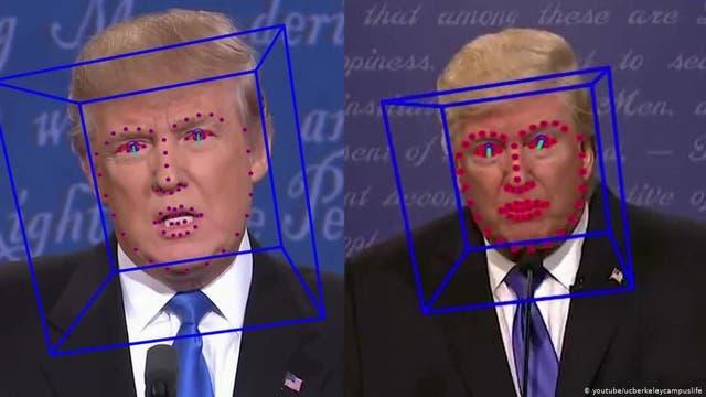 So entstehen Deepfakes