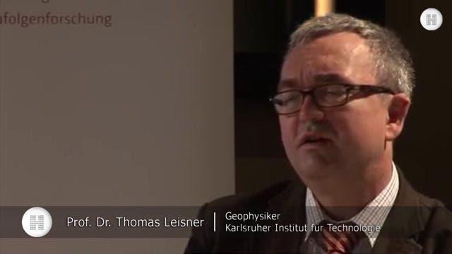 Geo-Engineering versus CO2-Einsparung?