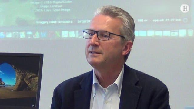 Science-Talk: Globale Satelliten-Daten und die Internationalisierung der Wissenschaft