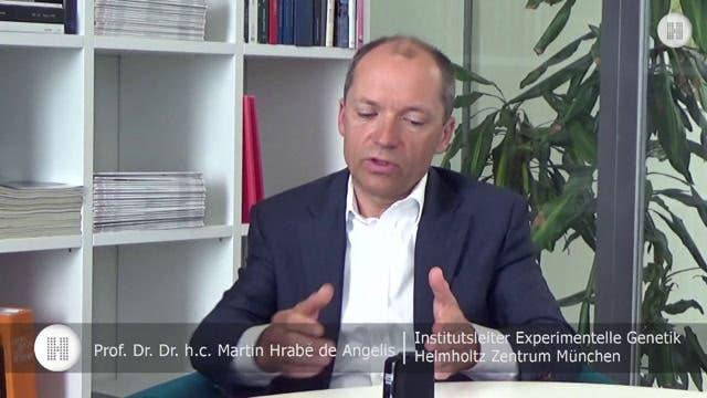Science-Talk: Forschung an der Front der internationalen Genom-Entschlüsselung