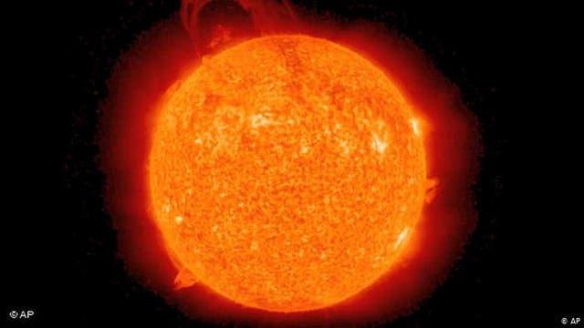 Lebensstern Sonne
