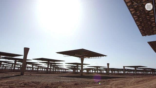 In Marokko entsteht mit NOOR ein gigantischer Kraftwerk-Komplex für Solarenergien