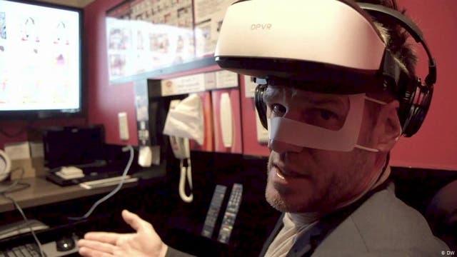 Japanische VR-Sexkinos