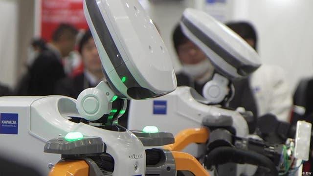 Kollege Roboter - die Zukunft der Arbeit