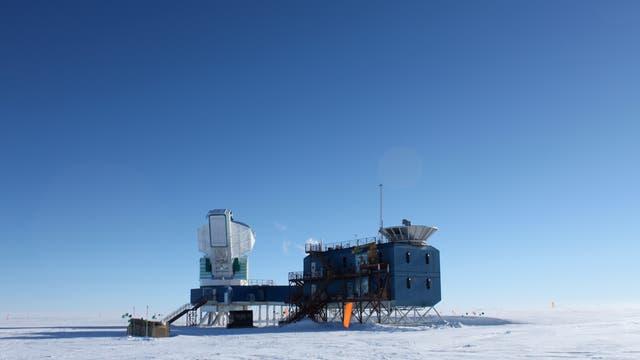 Das South Pole Telescope
