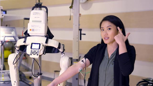 Ergonomisches Arbeiten dank Robotertechnologie