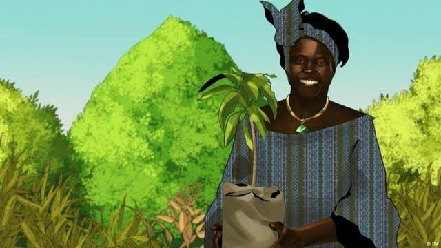 Wangari Maathai: Ein Leben für den Umweltschutz