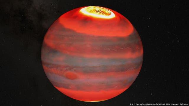 Raumsonde Juno: Neues vom Jupiter