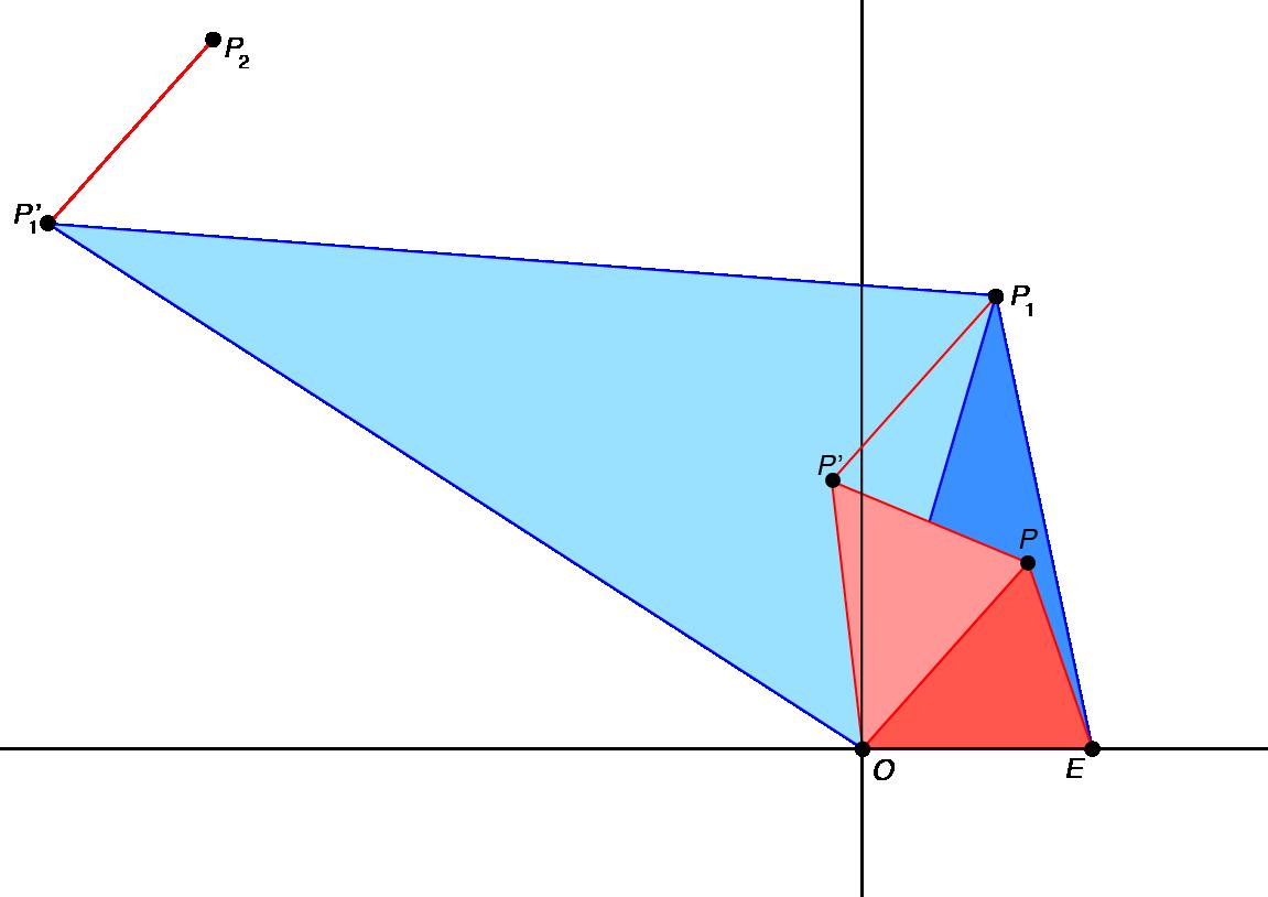 Iterationsvorschrift für die Mandelbrot-Menge