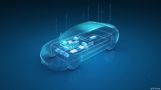 Das Gehirn des autonomen Fahrzeugs