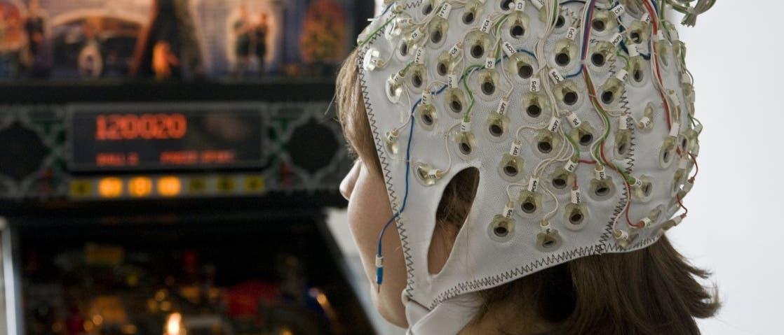 Flippern mit dem Berlin Brain Computer Interface
