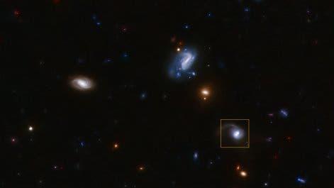 Galaxie CID-42