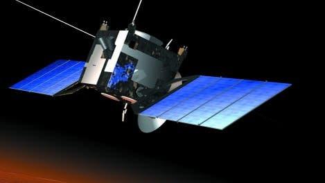 Die europäische Raumsonde Mars Express
