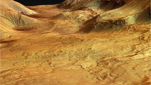 Mars-Kanäle