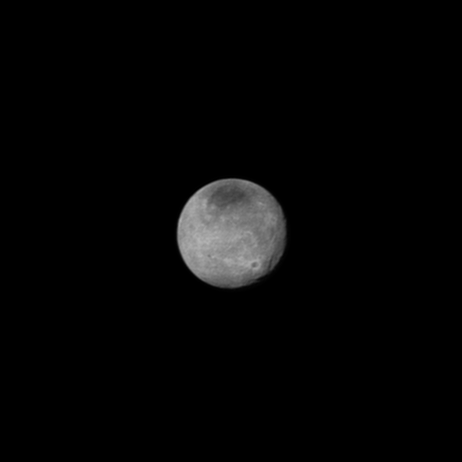 Charon am 12. Juli 2015