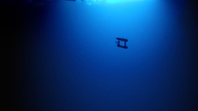 """Unterwasserroboter """"SeaBED"""""""