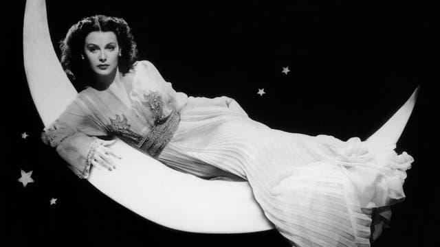 Hedy Lamarr im Jahr 1944