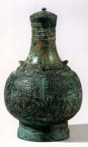 Antiker Krug aus China