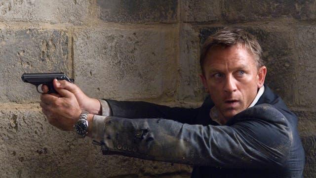 Daniel Craig als James Bond in dem Film »Ein Quantum Trost« aus dem Jahr 2008.