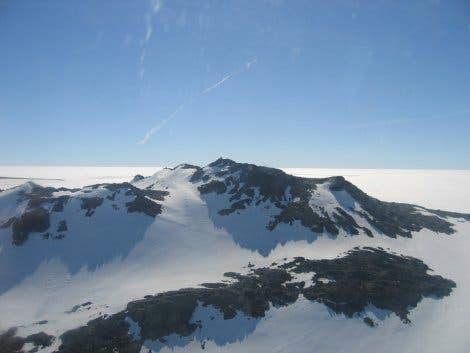 Iron Mountain auf Grönland