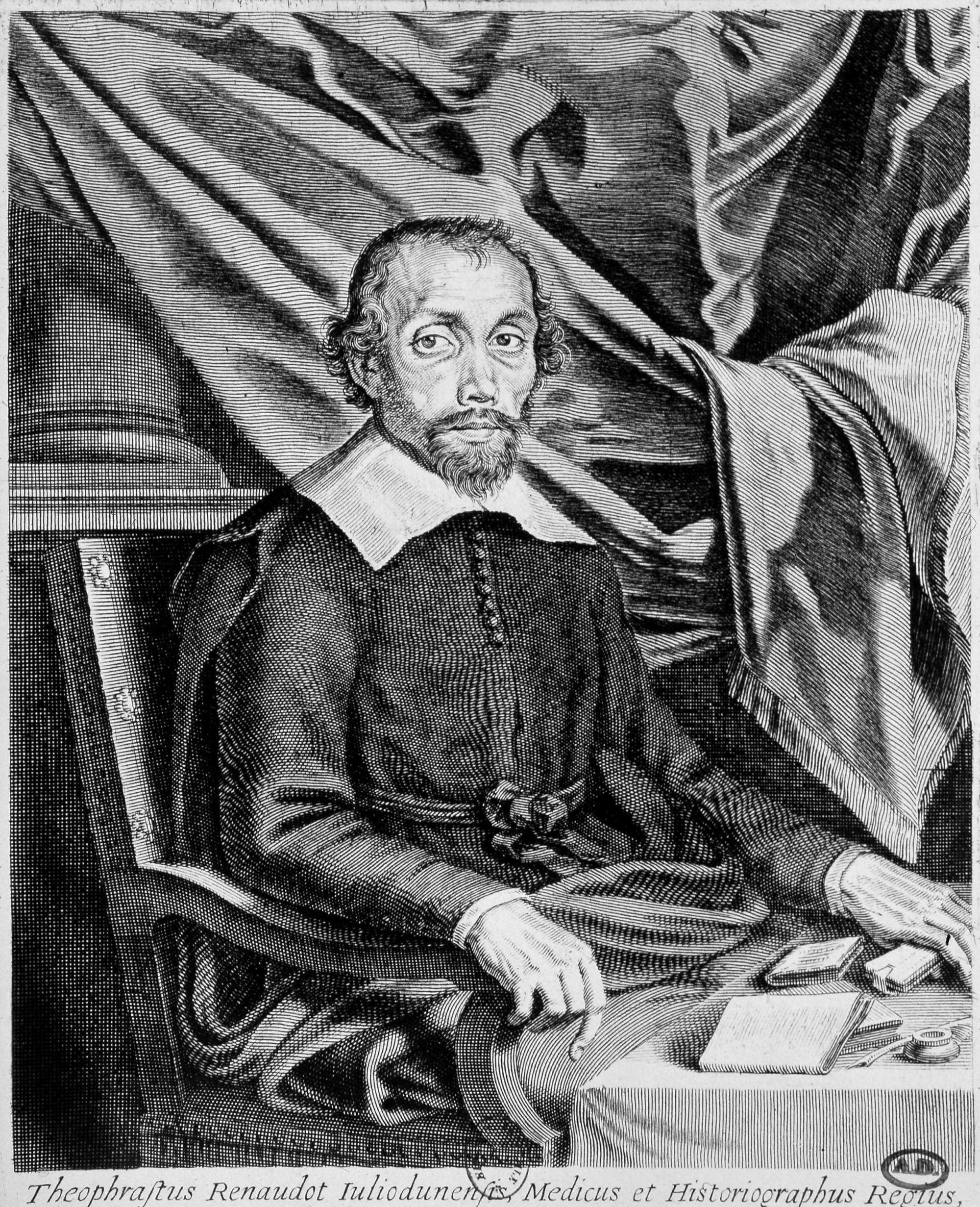 Théophraste Renaudot (1586–1653)