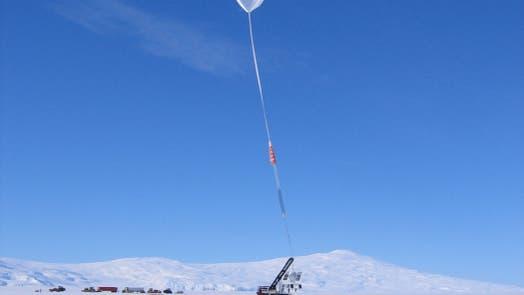Forschungsballon