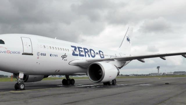 Zero-G - das Forschungsflugzeug für die Schwerelosigkeit