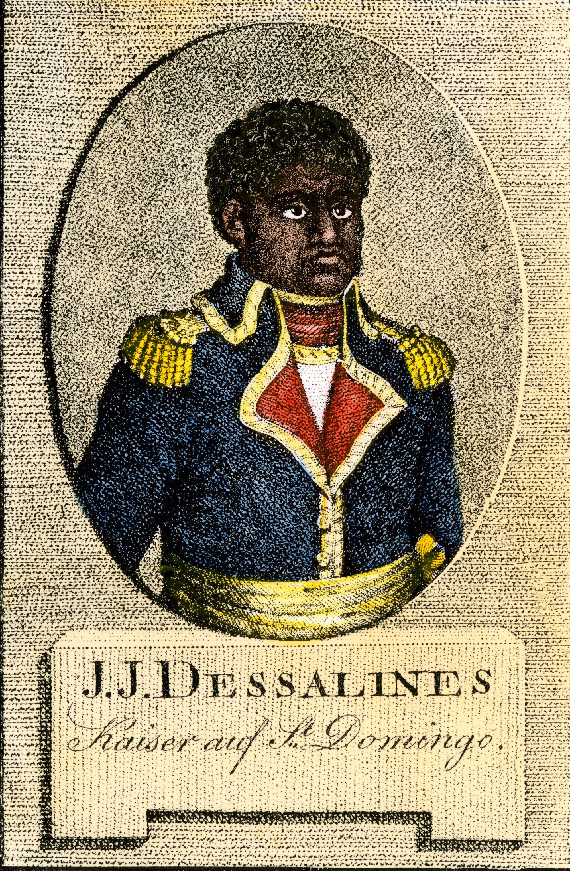 Jean-Jacques Dessalines (1758–1806)