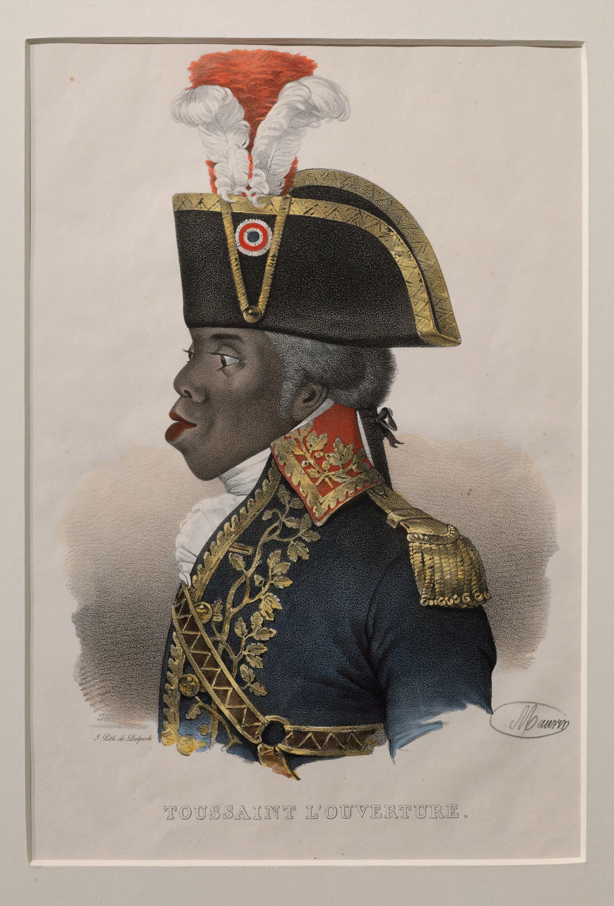 Toussaint Louverture (1743–1803)