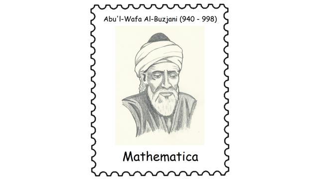 Abu'l Wafa (940 – 998)